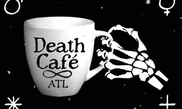 THE INAUGURAL MEETING OF DEATH CAFÉ EAST COBB