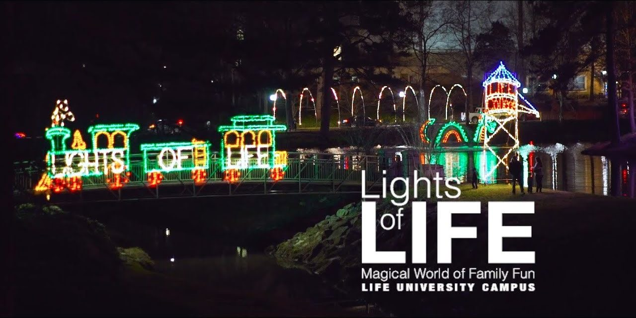 2019 LIGHTS OF LIFE TO BEGIN THANKSGIVING EVENING
