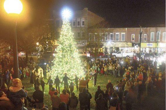 Deck Those Halls! Community Events Nov 29-Dec 5