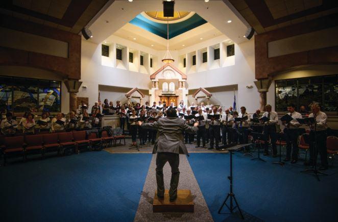 ECUMENICAL THANKSGIVING EVENT CELEBRATES 15 YEARS
