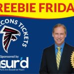 !!! Facebook Friday Freebie !!! Win a Pair of Falcons Tickets!