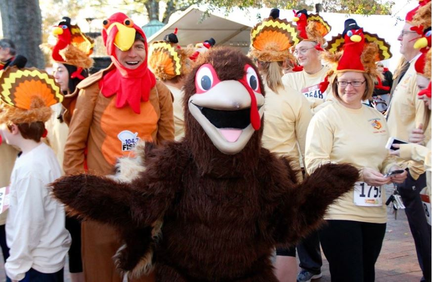 Gobble Til You Wobble! Community Events November 22-28