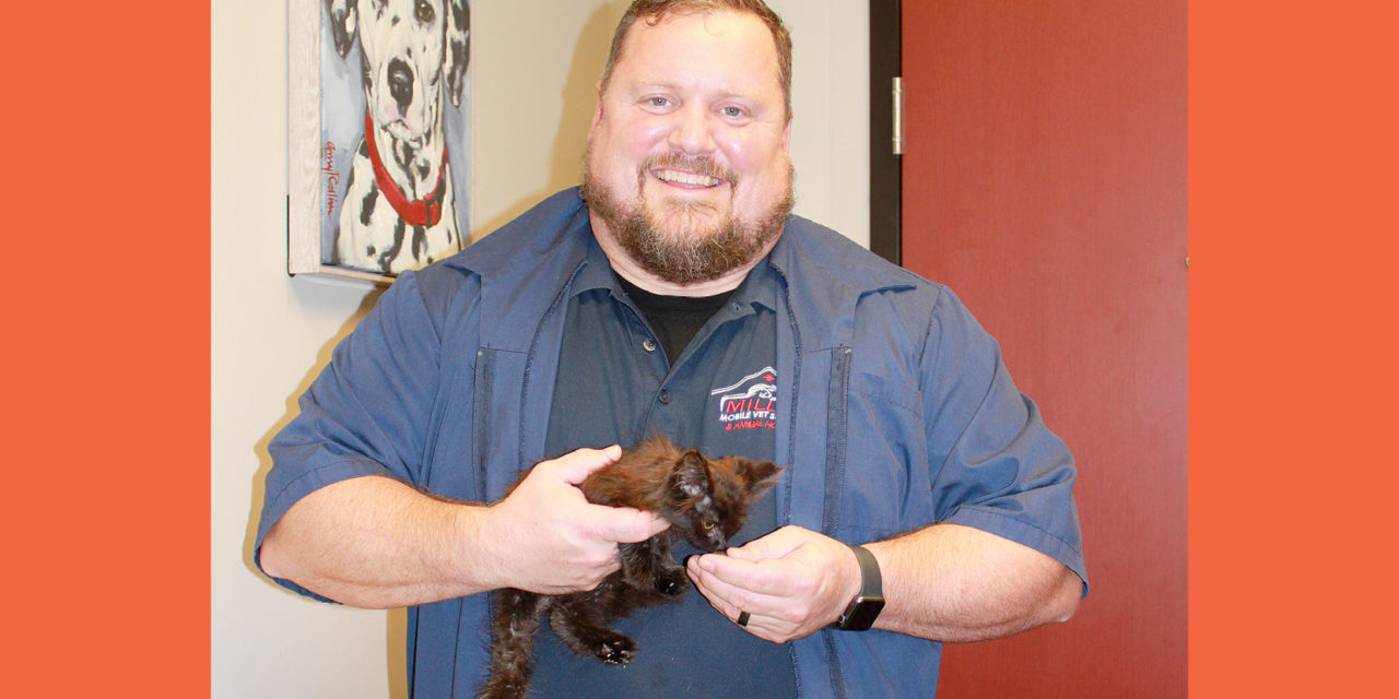 Miller Vet Opening New Daycare and Grooming Location