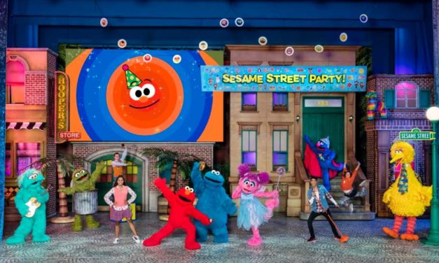 Tickets on Sale for Sesame Street Live: Let's Party!
