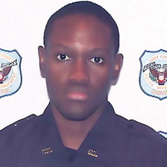 OFFICER OMAR JALLOW MORNING WATCH OFFICER OF THE YEAR