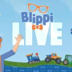 *Facebook Friday Freebie! Enter To Win tickets to Blippi Live at Cobb Energy Performing Arts Centre!!