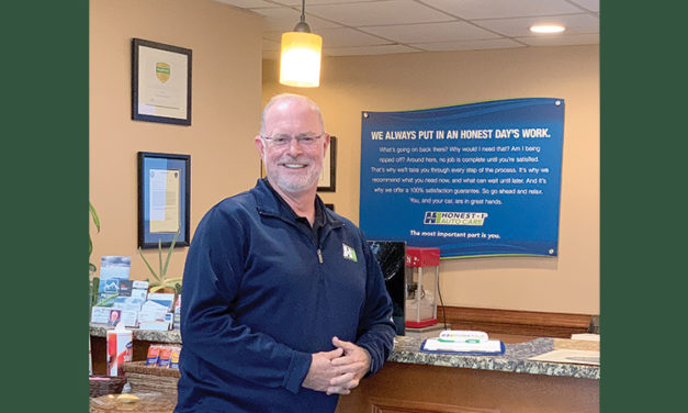 HONEST-1 AUTO CARE NAMED BUSINESS OF THE YEAR