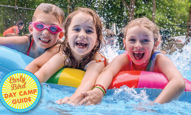 PLAN NOW FOR SUMMER WITH OUR EARLY BIRD DAY CAMP GUIDE