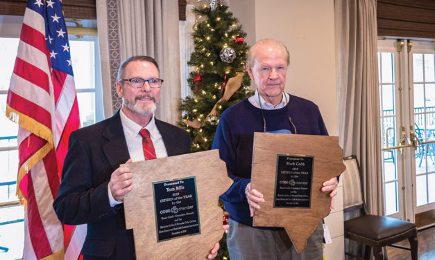 Two East Cobb Citizens of the Year