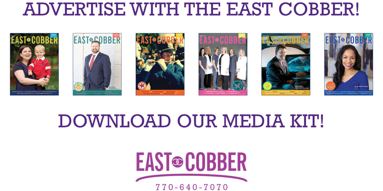 ADVERTISE WITH THE EAST COBBER