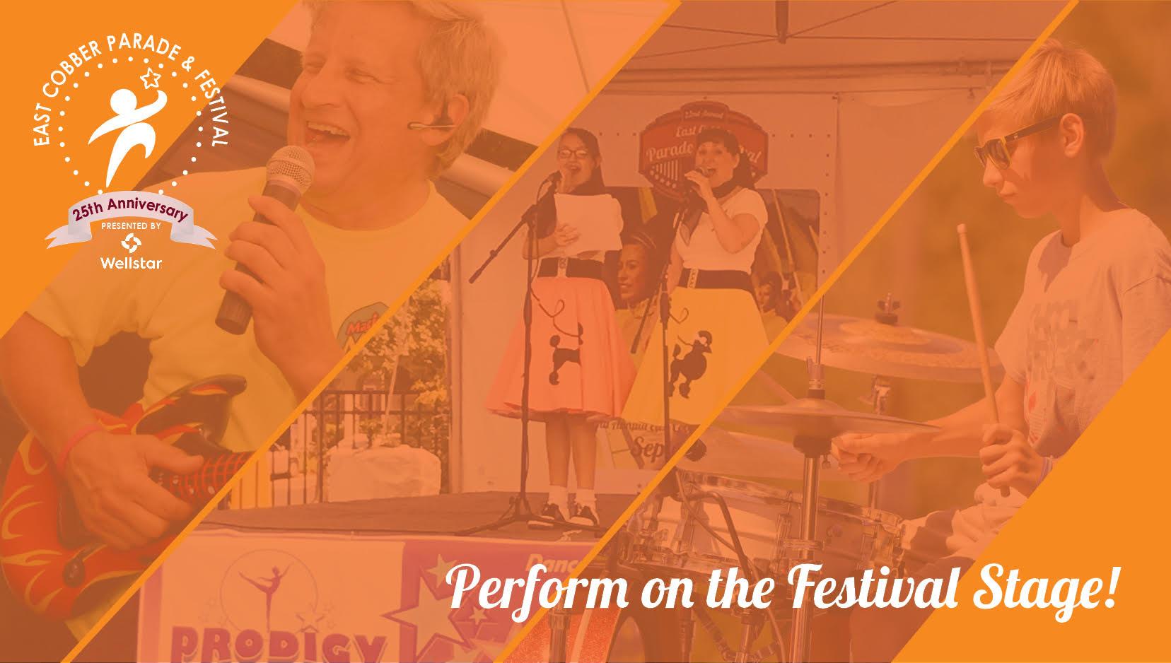EAST COBBER Festival Entertainment Application