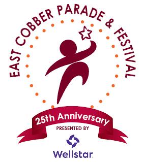 EAST COBBER PARADE & FESTIVAL LOGO