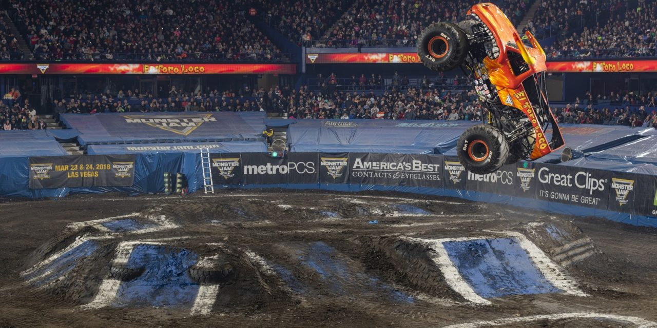 *Facebook Friday Freebie! Enter To Win 5 Tickets to Monster Jam!