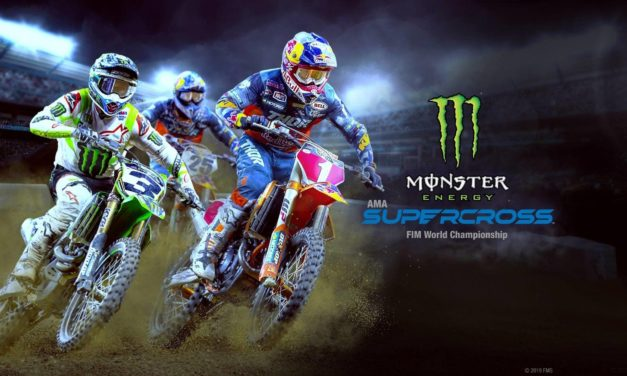 *Facebook Friday Freebie! Win 5 Tickets to Monster Energy SUPERCROSS!