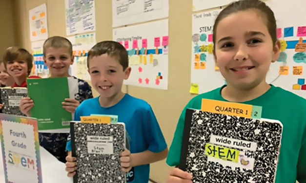 SOPE CREEK ELEMENTARY STUDENTS CHANGING THE WORLD THROUGH STEM — copy