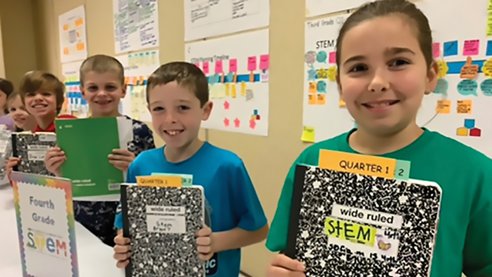 SOPE CREEK ELEMENTARY STUDENTS CHANGING THE WORLD THROUGH STEM