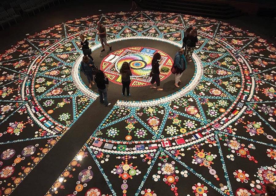 Unity North Presents Global Mandala