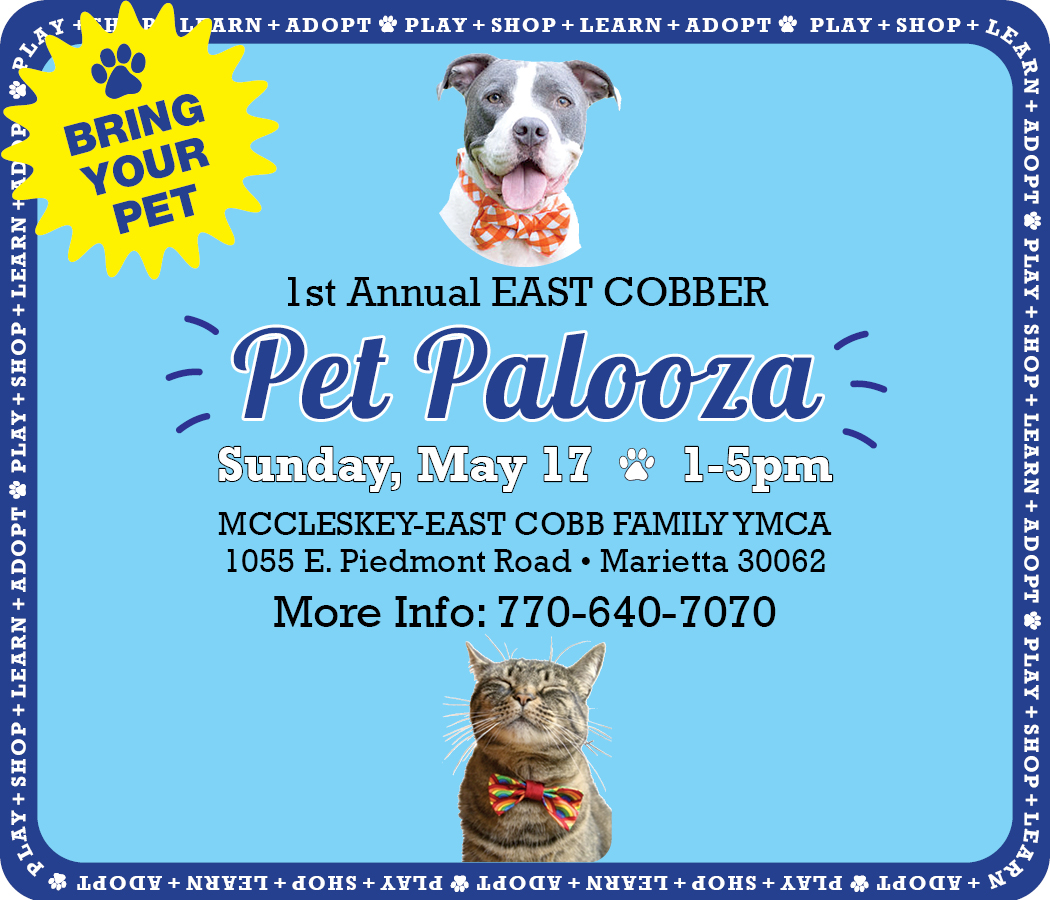 2020 EAST COBBER Pet Palooza