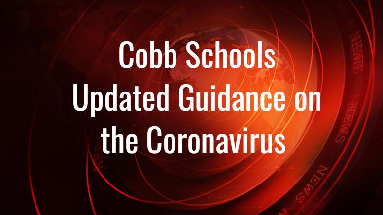 COBB SCHOOLS CLOSING DUE TO CORONAVIRUS