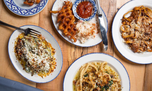 HELP LOCAL RESTAURANTS BY DINING AT A DISTANCE