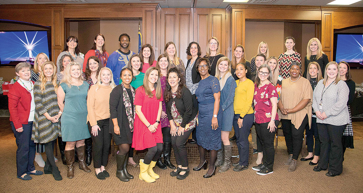PTAs CELEBRATE TEACHERS OF THE YEAR AND CLASSIFIED EMPLOYEES OF THE YEAR