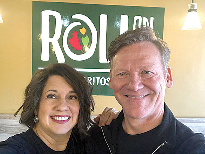 """ROLL ON IN"" TO NEW EAST COBB RESTAURANT"
