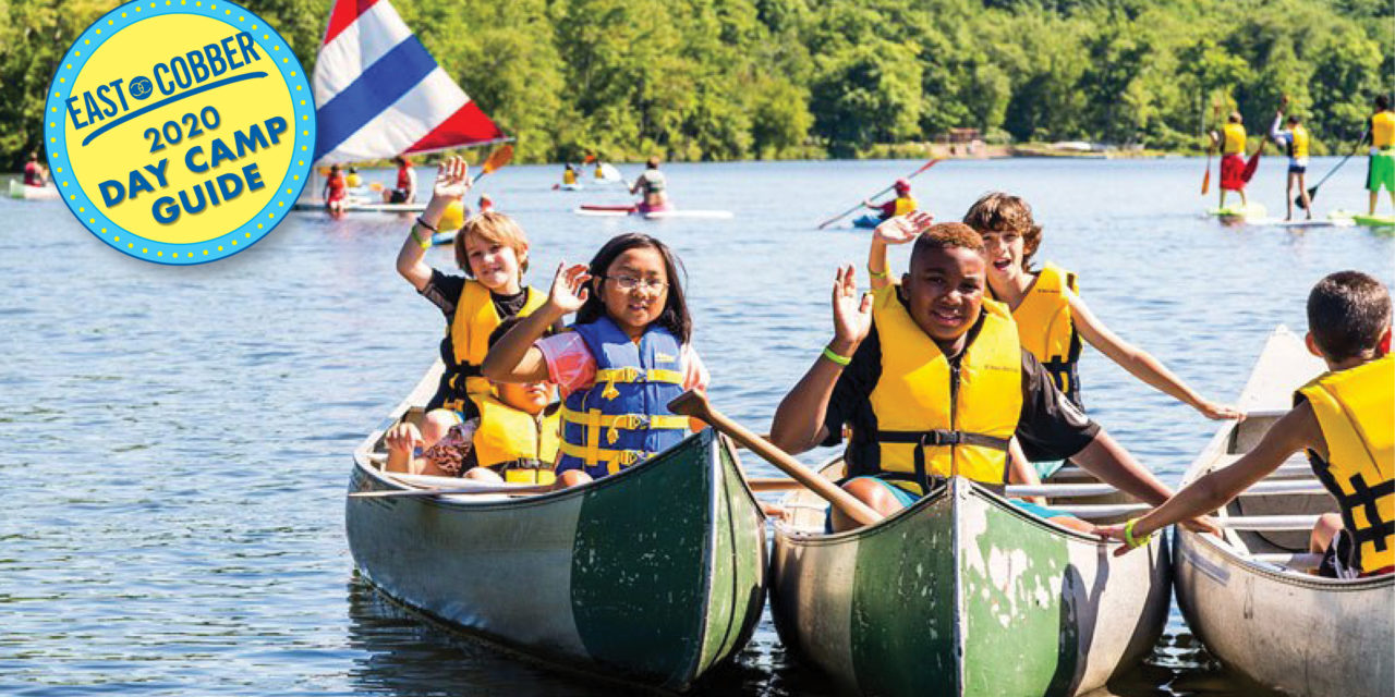 EAST COBBER PUBLISHES 20th ANNUAL DAY CAMP GUIDE