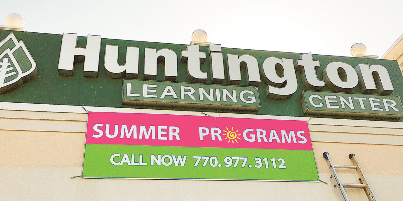 START THE SCHOOL YEAR STRONG WITH HUNTINGTON LEARNING CENTER