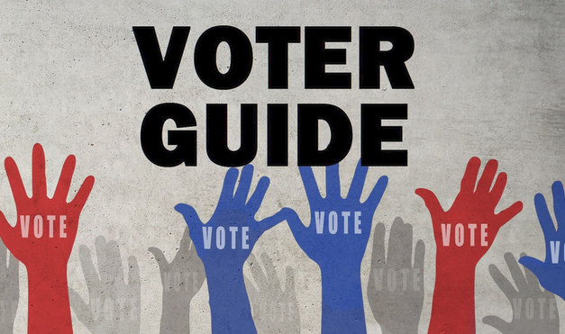 EAST COBBER RELEASES ITS VOTERS GUIDE