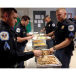 BLUE THANKSGIVING SUPPORTS FIRST RESPONDERS