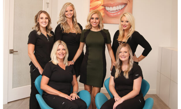 BOUTIQUE FOR COSMETIC DENTISTRY: A REASON TO SMILE
