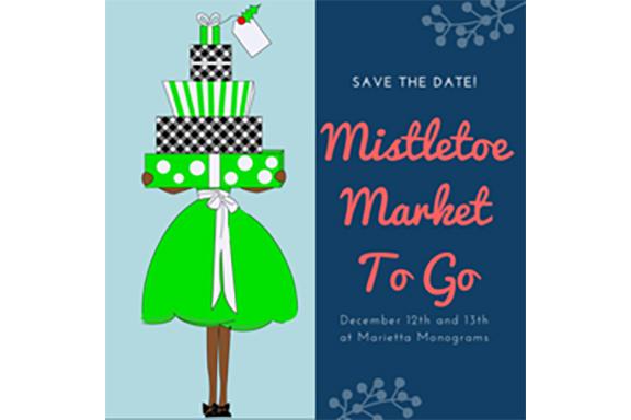 Junior League of Cobb-Marietta Announces Mistletoe Market To Go
