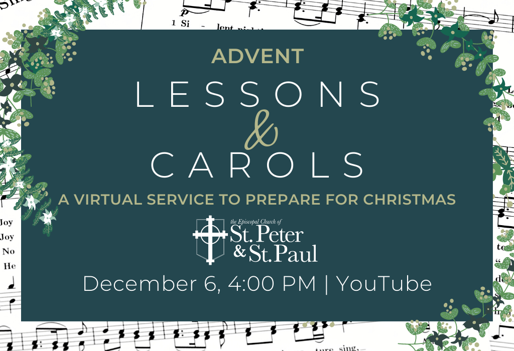 Online Advent Lessons and Carols