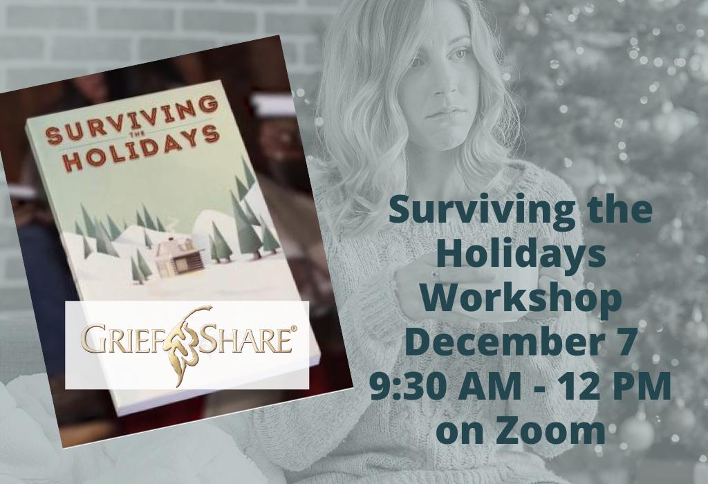 Surviving the Holidays Online Workshop & Time of Prayer