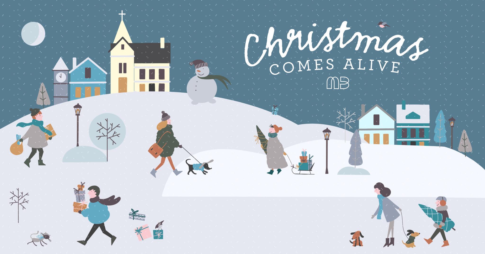 Christmas Comes Alive 3