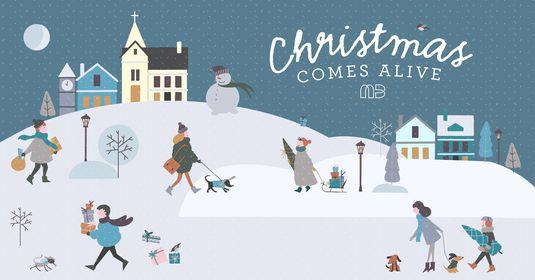 Christmas Comes Alive 1