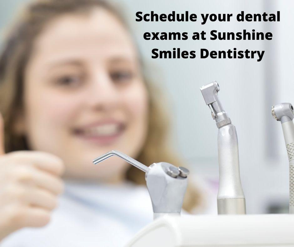 Dental Exams in Marietta/Roswell Georgia