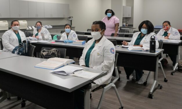 CHATTAHOOCHEE TECH STUDENTS GO BACK TO SCHOOL FOR SPRING SEMESTER