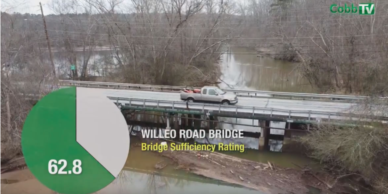 CONSTRUCTION ALERT: WILLEO CREEK BRIDGE TO BE CLOSED DURING REPLACEMENT PROJECT