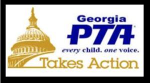 GEORGIA PTA PROVIDES LEGISLATIVE UPDATE FOR GA GENERAL ASSEMBLY 1