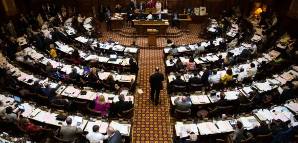 GEORGIA PTA PROVIDES LEGISLATIVE UPDATE FOR GA GENERAL ASSEMBLY