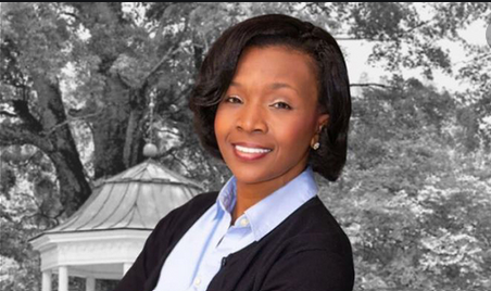 NEW COBB COMMISSION CHAIR LISA CUPID TO PRESENT STATE OF THE COUNTY