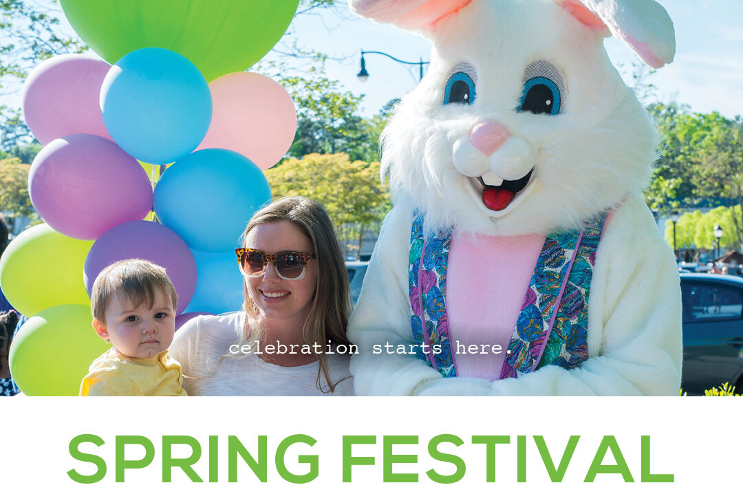 SPRING FESTIVAL at THE AVENUE EAST COBB