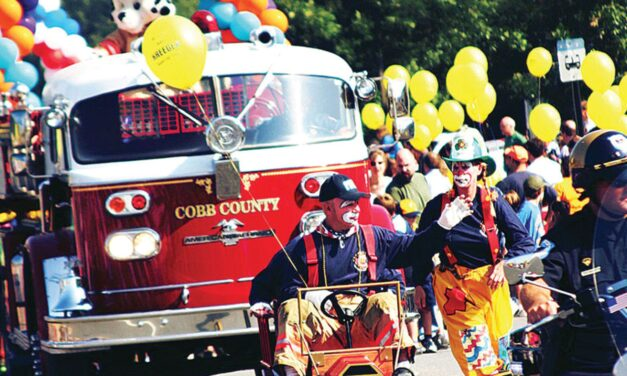 EAST COBBER PARADE + FESTIVAL CANCELLED DUE TO COVID