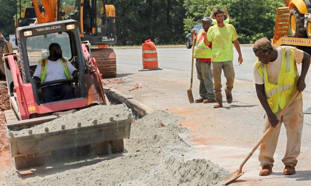 COBB DOT HOLDING VIRTUAL OPEN HOUSE RE: LOWER ROSWELL ROAD IMPROVEMENTS