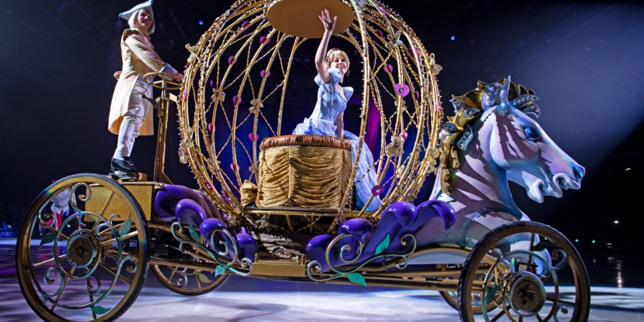 Facebook Friday Freebie!   Enter to Win a Family 4 Pack of Tickets to Disney on Ice!