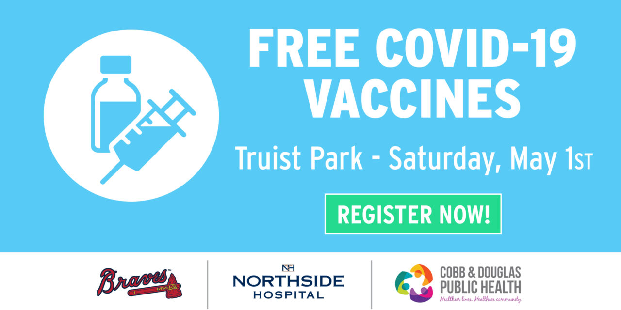 Free COVID-19 Vaccination Event At Truist Park