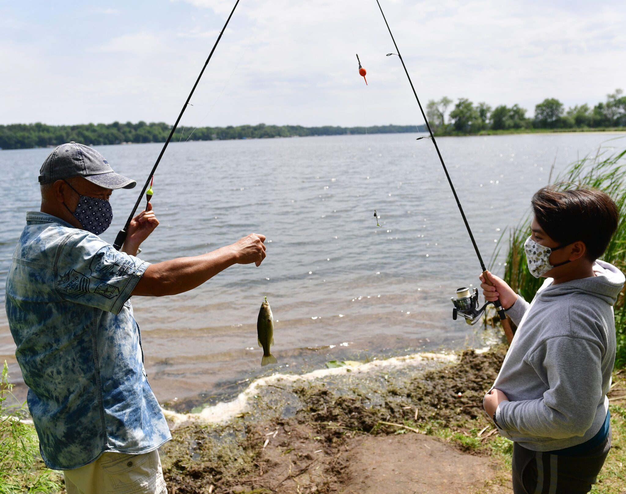 COBB PARKS ANNUAL FISHING RODEO