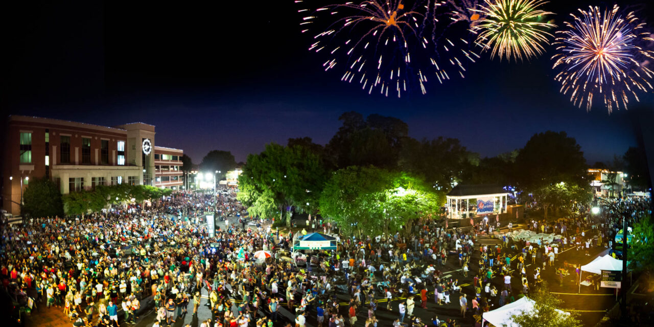 4TH OF JULY FIREWORKS & EVENTS IN EAST COBB (2021)