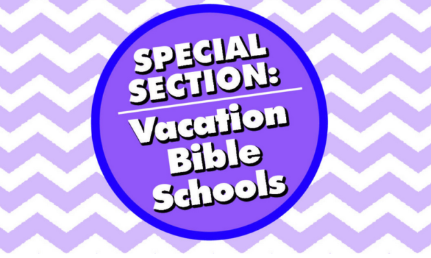 EAST COBBER'S 2021 VACATION BIBLE SCHOOLS GUIDE